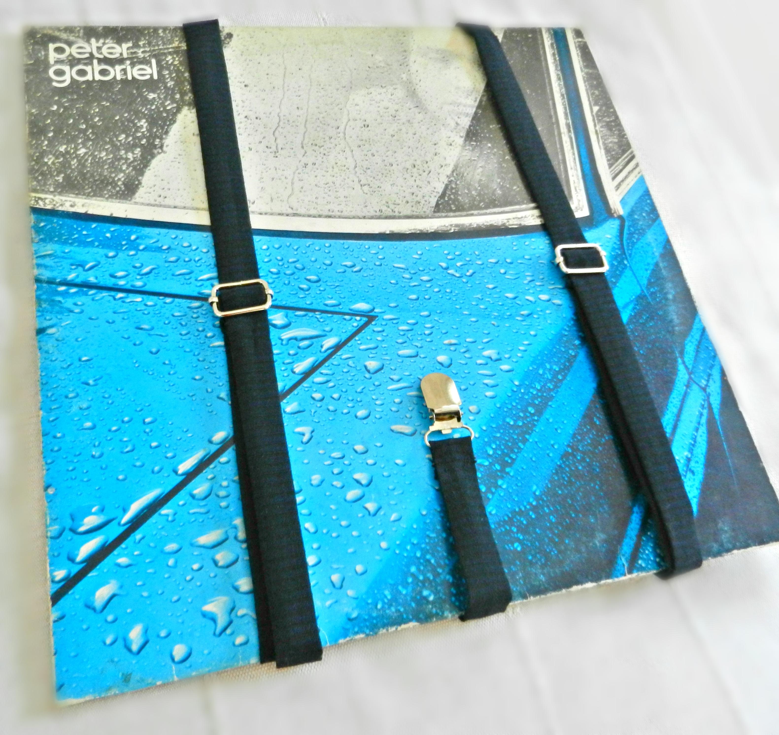 Blu strisce Nere - Pezzi Unici1