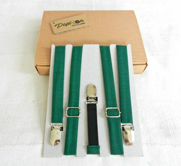 Bretelle Verde - Pezzi Unici1